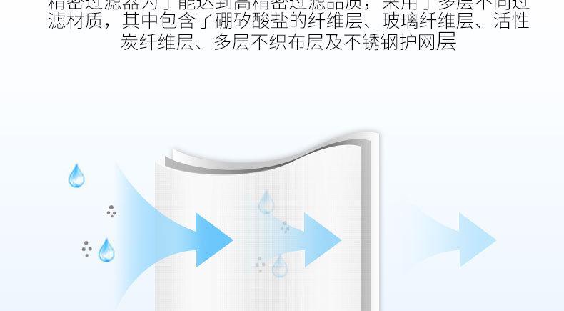 空气过滤器_大黄风精密过滤器DHF-QPS空滤4
