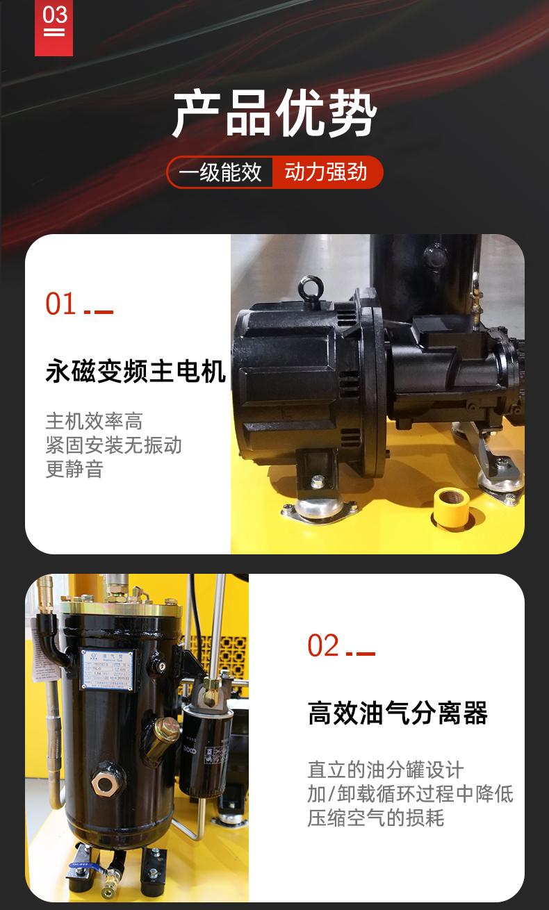 葆德BD-PM-TK系列_激光切割专用一体式空压机