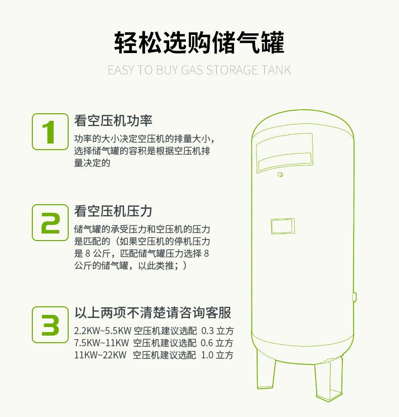 DHF大黄风铸钢气桶_储气罐