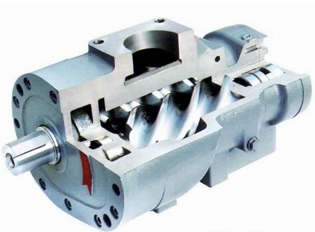 螺杆空压机的应用以及优缺点介绍
