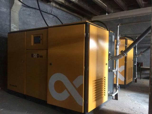 分析螺杆空气压缩机部件功用与故障排除