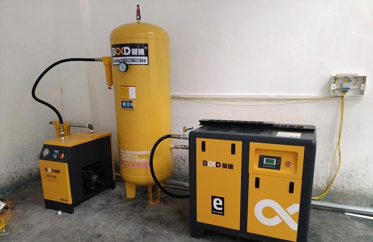 螺杆空压机频繁加卸载运行原因分析及解决办法